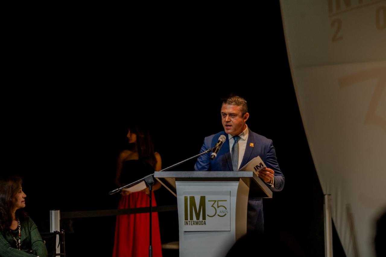 Acto Inaugural Intermoda 2019