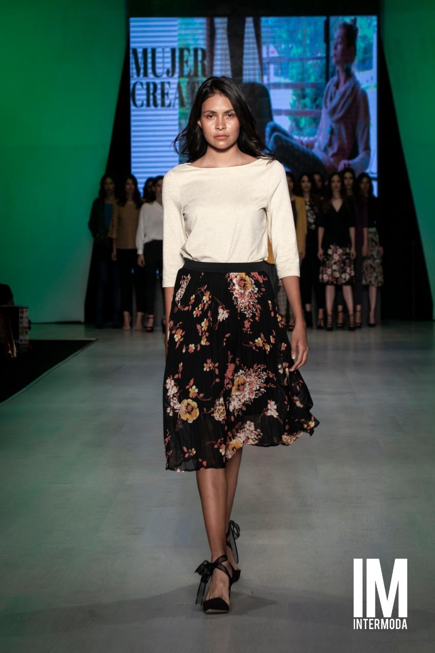 Pasarela Grupo Moda México «Alexis» Intermoda 2019