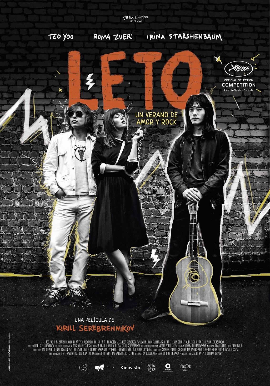 Leto, Un Verano de Amor y Rock / Estreno: 12 de julio