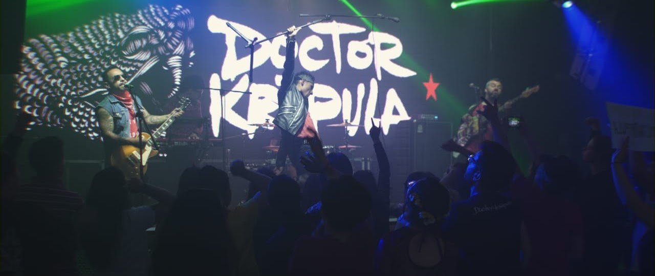 Doctor Krapula presenta nuevo vídeo «Rock the Casbah»