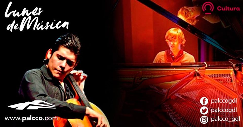 Recital de Cello & Piano Ibarra – Villeda
