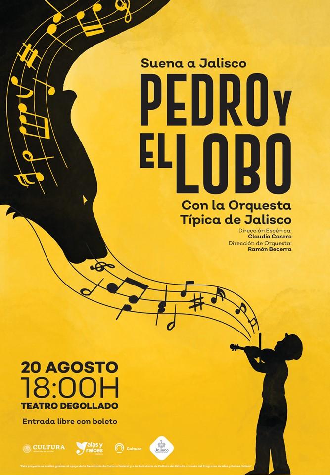 Agenda Semana de Secretaría de Cultura de Jalisco Recibidos x Cultura Jalisco