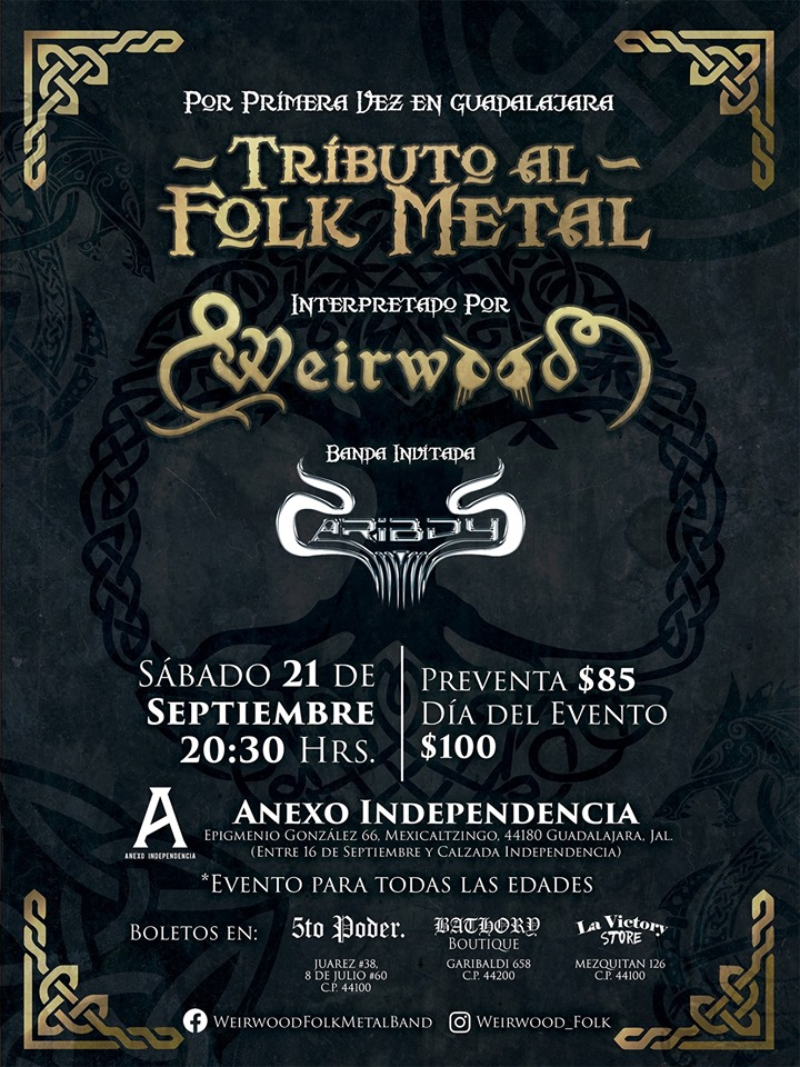 Tributo al FOLK METAL por Weirwood