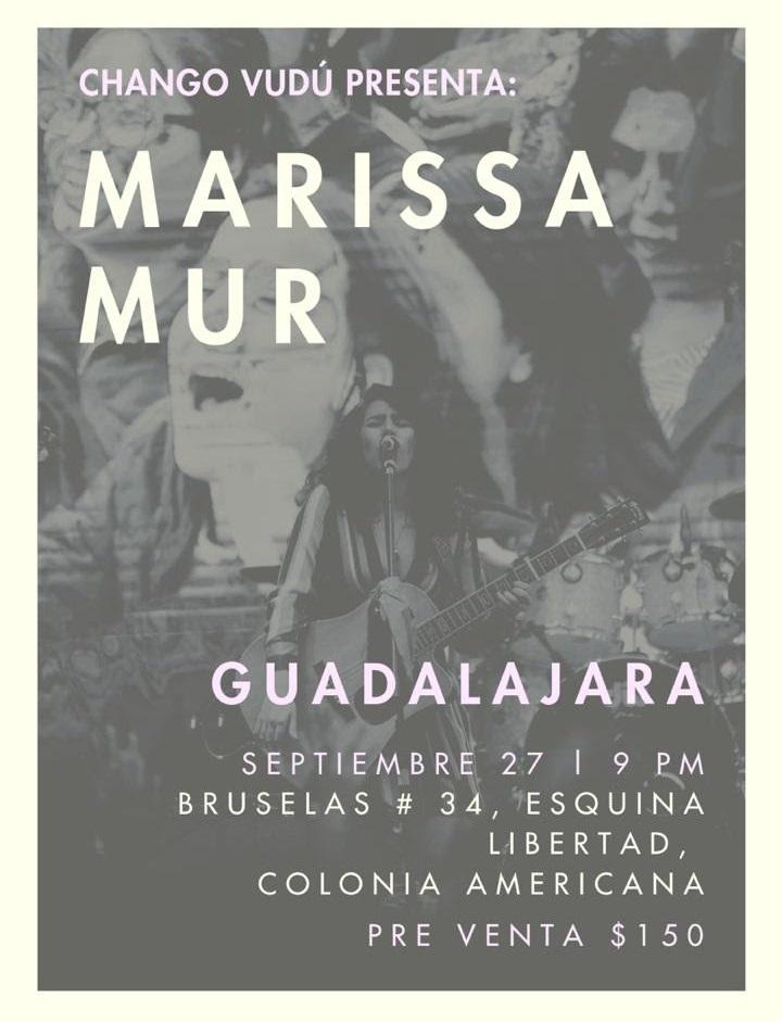 Marissa Mur presentará «Amores»
