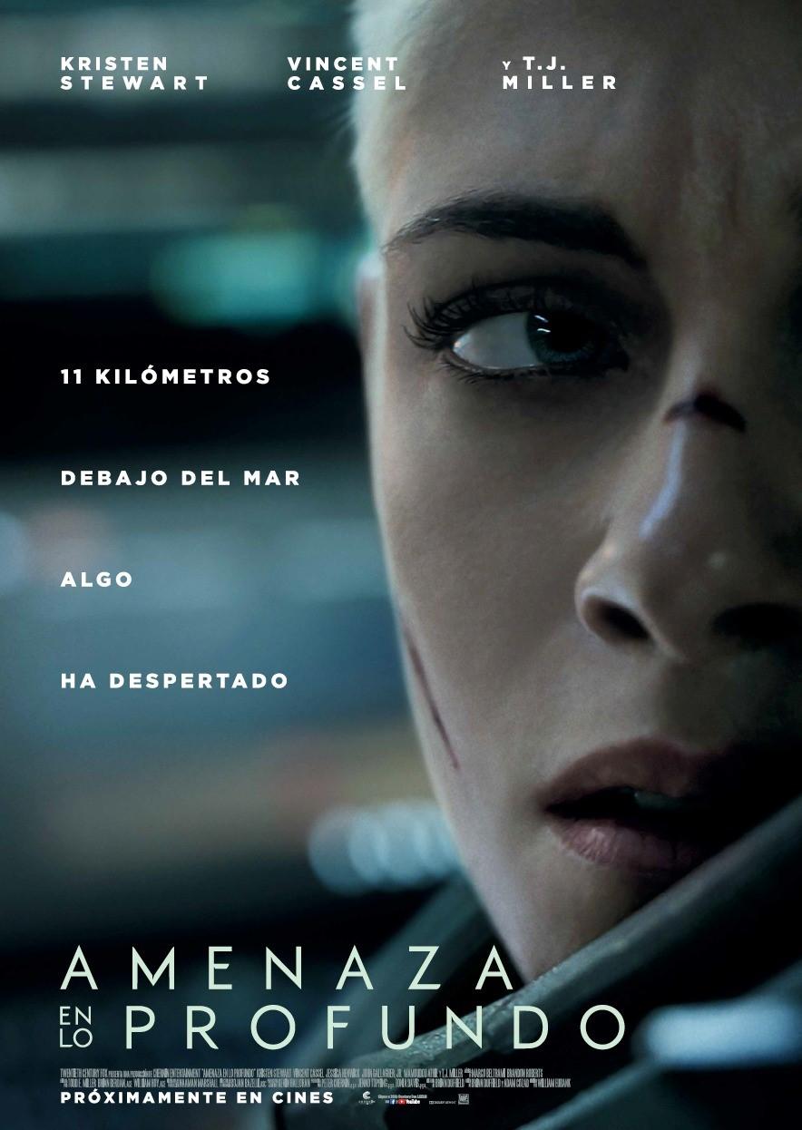 Amenaza en lo profundo / Próximamente en cines