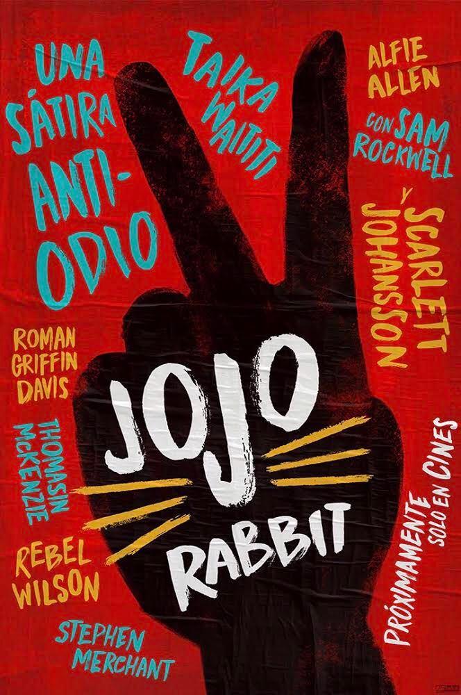 Jojo Rabbit / próximamente en cines