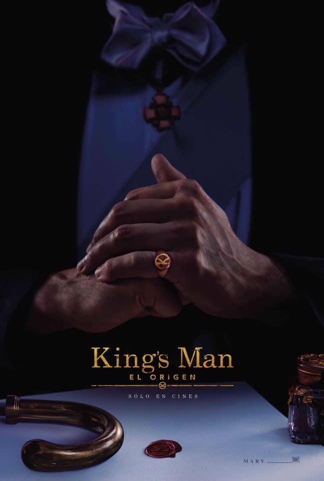 King's Man, El Origen / Estreno 2020
