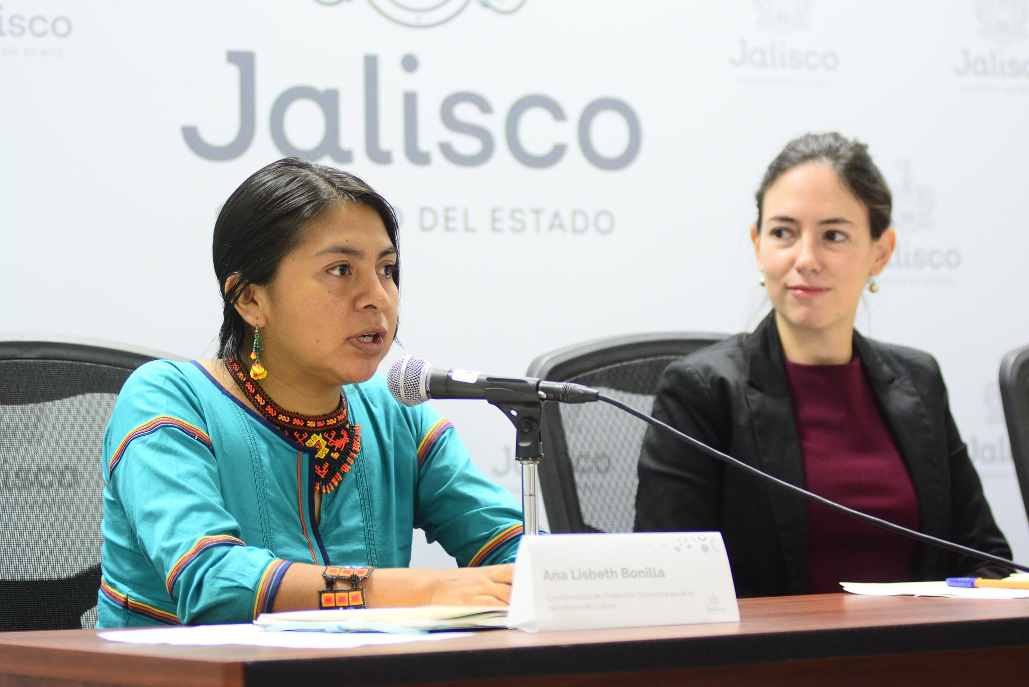 Secretaría de Cultura presenta exposición interactiva sobre la lengua wixárika