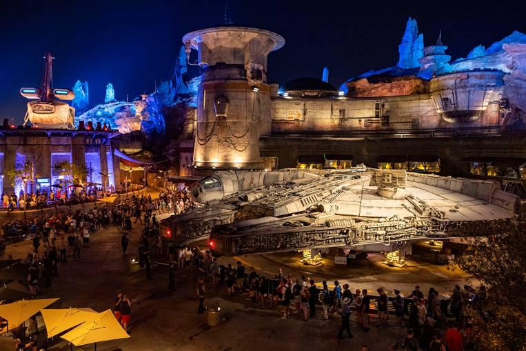 Debut épico de Star Wars: Galaxy´s Edge en Walt Disney World Resort