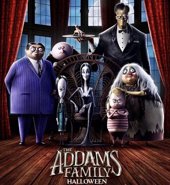 Los Locos Addams / Estreno: 25 de octubre de 2019