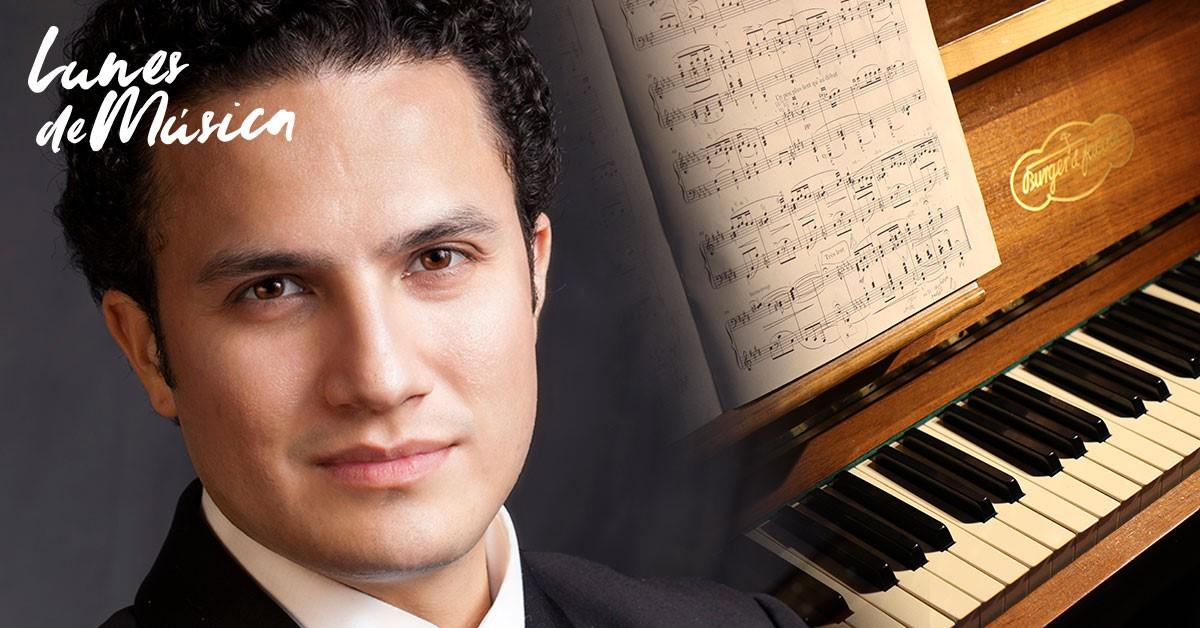 Recital de Piano – Abdiel Vázquez