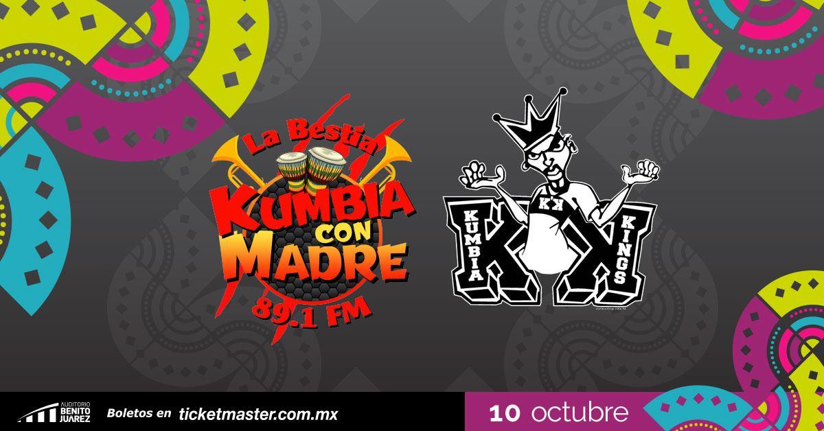 Kumbia con Madre en Fiestas de Octubre