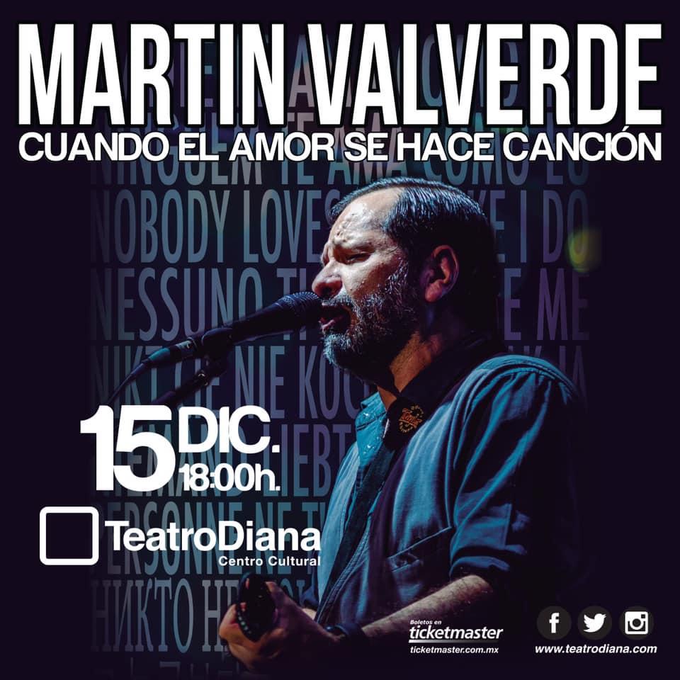 Martin Valverde Cuando el AMOR se hace canción