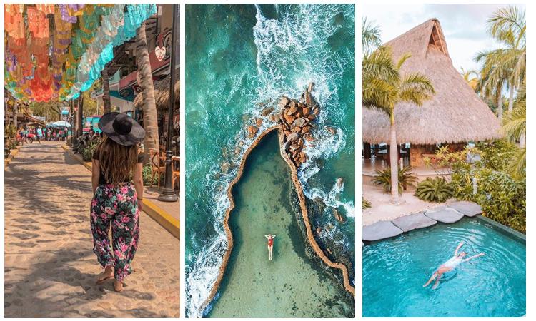 7 Lugares Instagrameables en Riviera Nayarit que no te puedes perder