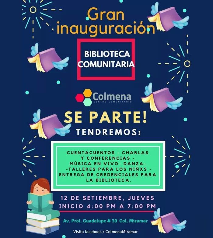 Biblioteca Comunitaría