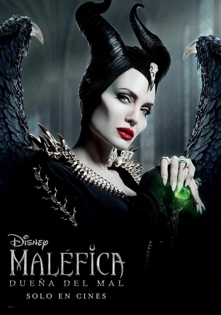 Conoce a los personajes principales de MALÉFICA: DUEÑA DEL MAL, la nueva película de Disney