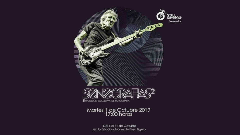 Still Sonoro presenta: Sonografías 2 – Exposición Fotográfica