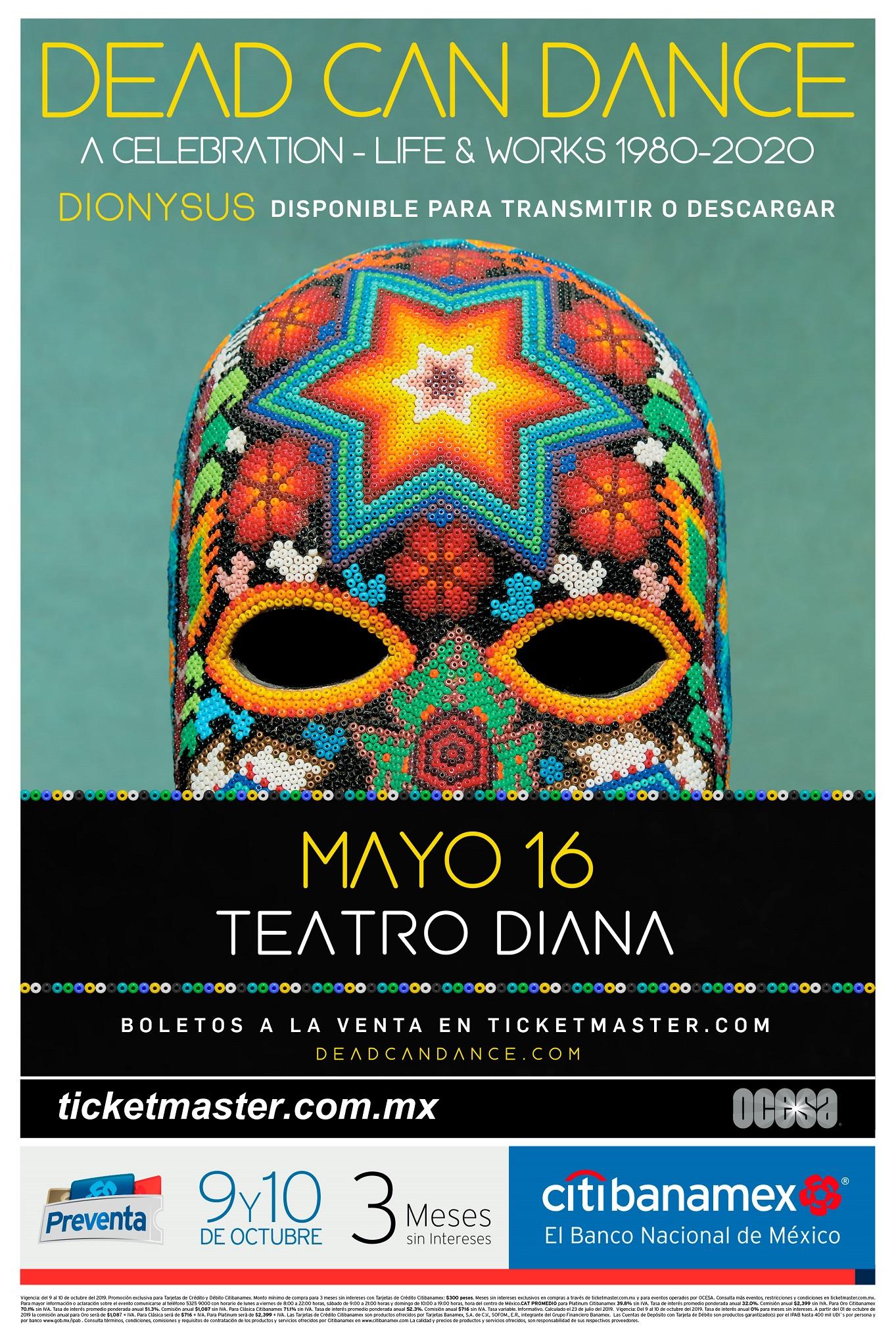 Dead Can Dance en Guadalajara