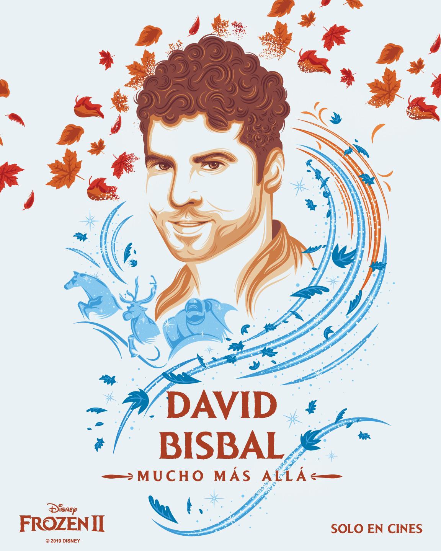 David Bisbal interpretará «Mucho más allá» de Frozen 2