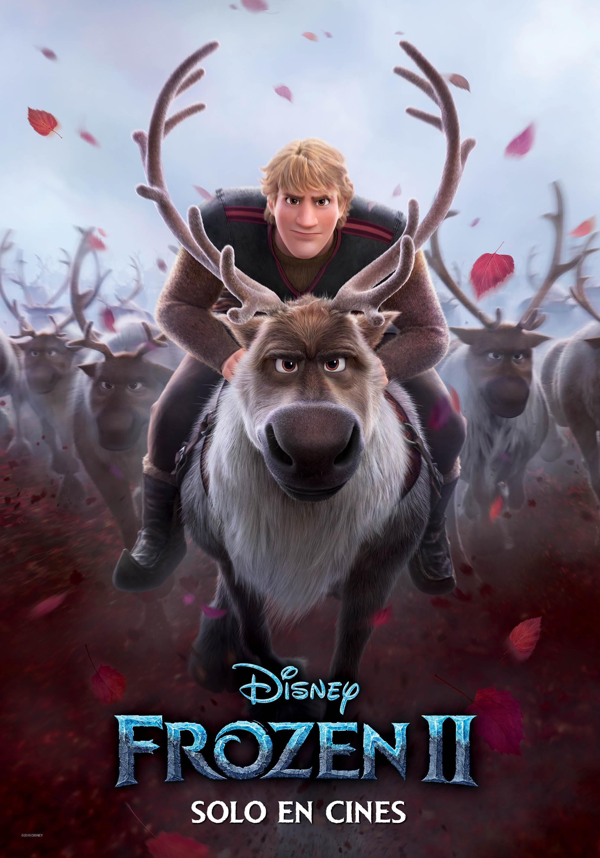 Frozen 2 Personajes / Estreno 22 de noviembre
