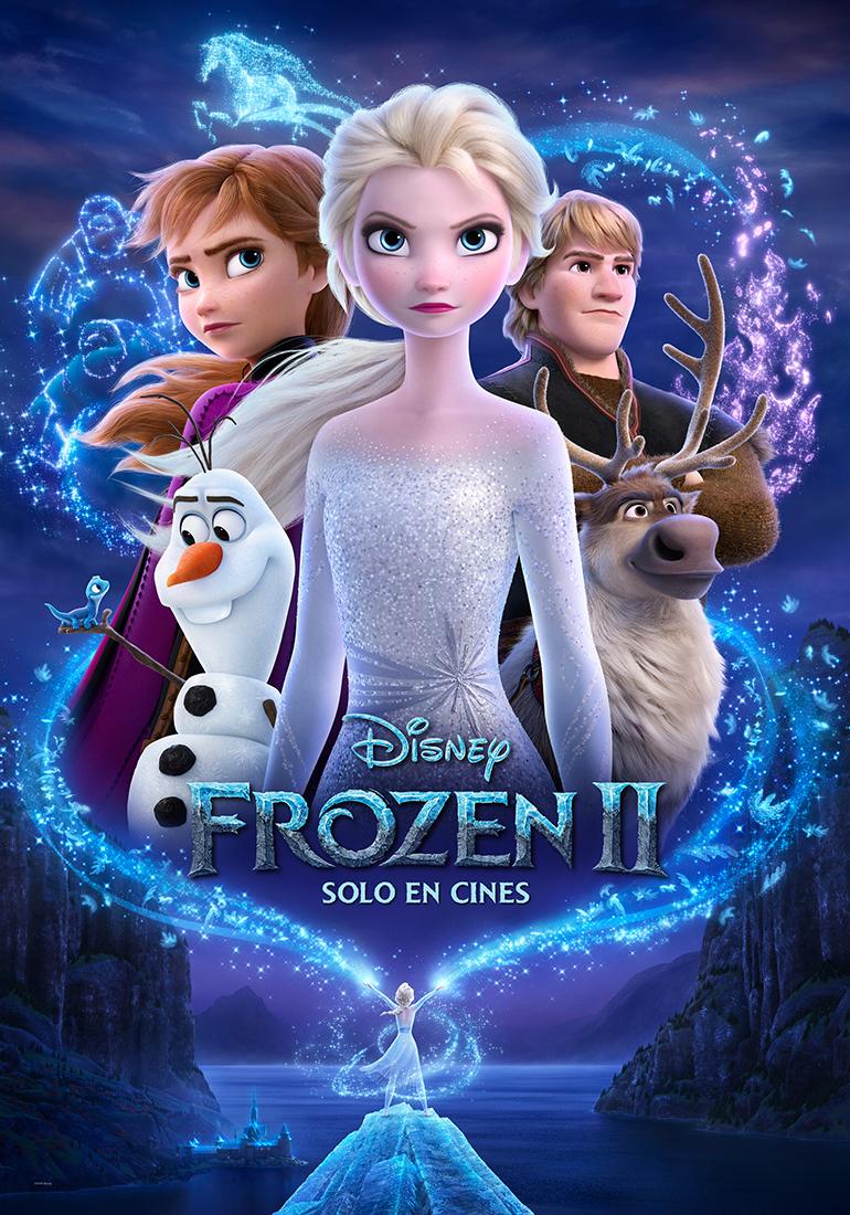 """Frozen 2, de Disney – Vistazo """"Mucho más allá"""" / Estreno 22 de noviembre"""