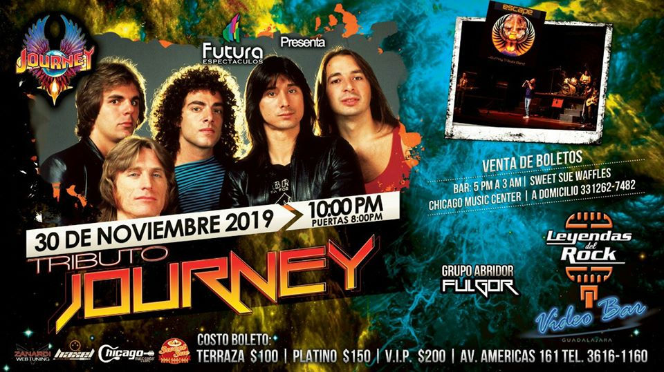 Tributo a Journey