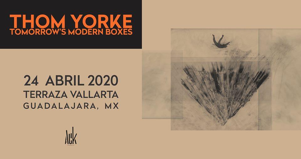 THOM YORKE Tomorrow's Modern Boxes, en GDL