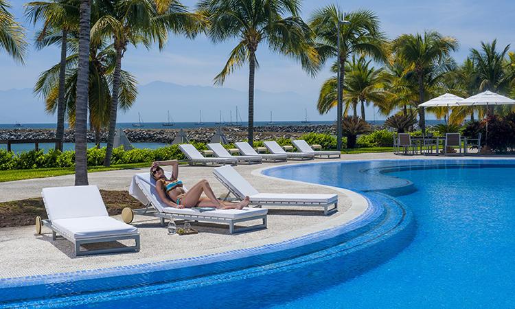 4 Clubs de playa en Riviera Nayarit que no te puedes perder