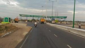 Tuticorin port checkpost