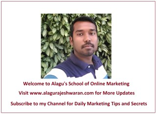 Alagus Marketing School Podcast