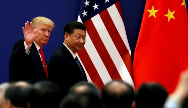 Trump and his Chinese counterpart discuss cooperation in tackling Corona 158528898330140900