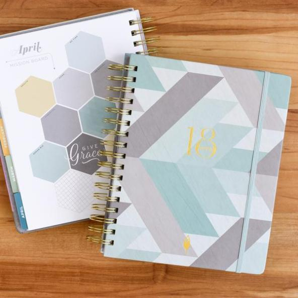 2018 inkwell press planner review 1