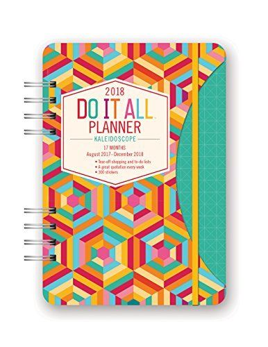 do-it-all planner 2018 review