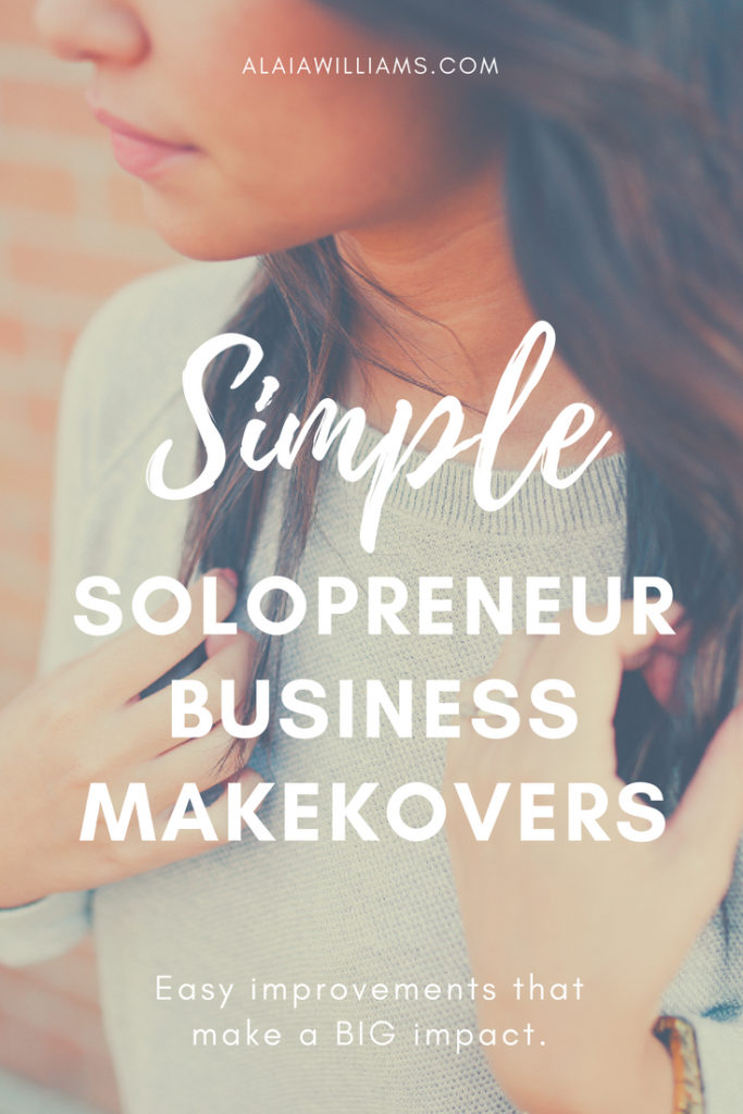 Giving your business a makeover isn't so hard.