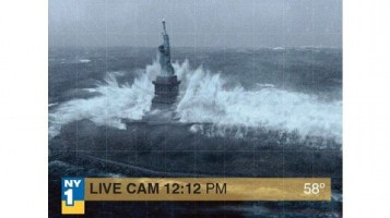 Sandy causes havoc on the US East Coasts