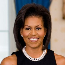 Michelle Obama #6 Alain Bertrand Top 10 Women of the Year