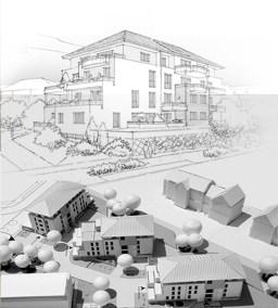 1- Projet; perspective et maquette