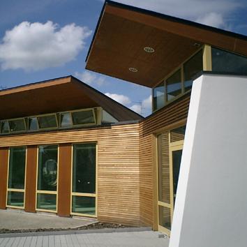 Extension d'école maternelle et réaménagement du parvis d'accès
