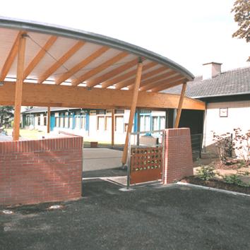 Extension et restruturation d'école maternelle, Niederbronn