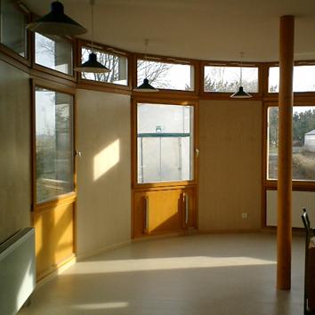 Restructuration des services de cuisine d'un IME, Harthouse