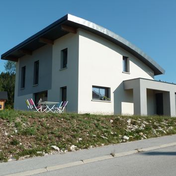 Villa, Villers-le-lac