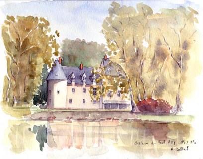 Château du Vieil Azy