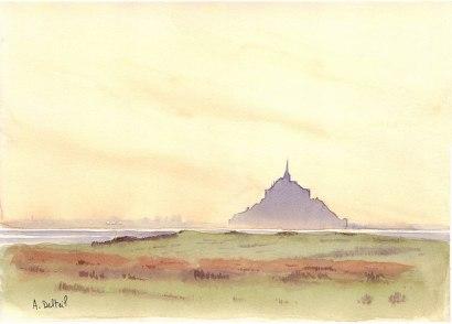 Mont-Saint-Michel 2