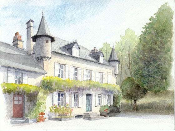 Meymac près Bordeaux