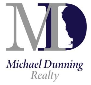 Michael Dunning Real Estate Logo Option