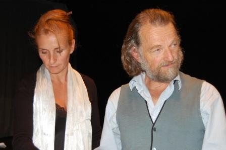 philippe Dormoy et Morgane Lombard