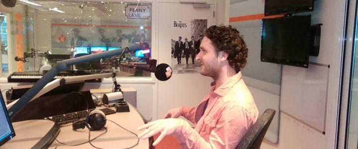 Luister terug: Alain Verheij bij Zin in Weekend