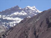 Cumbre de Aconcagua