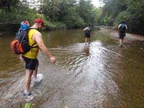 Caminando por Río Boquerón
