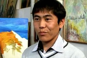 Садык Мырзаханов, сүрөтчү: «Сүрөттү акча үчүн тартпайм»